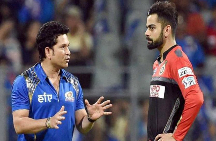 टीम इंडिया के पूर्व गेंदबाज ने बताया विराट कोहली और सचिन तेंदुलकर में क्या है अंतर