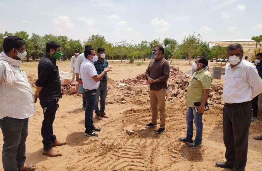अंबुजा ने शुरू किया ऑक्सीजन जनरेशन प्लांट का निर्माण कार्य