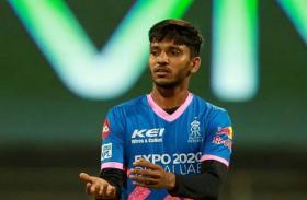 राजस्थान रॉयल्स के युवा गेंदबाज चेतन सकारिया के पिता का कोरोना से निधन, IPL में मिले पैसों करा रहे थे ईलाज