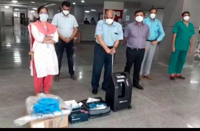 एम्स L3 अस्पताल के लिए केंद्र सरकार ने भेजे विदेशी आधुनिक स्वास्थ्य संबंधी उपकरण, मरीजों का होगा और बेहतर उपचार