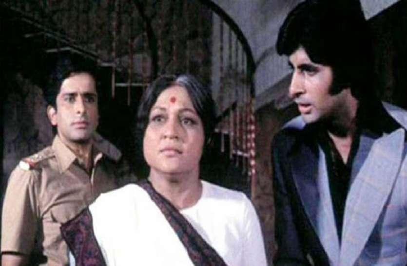 फिल्मों में मां का किरदार निभाने वाली निरूपा रॉय को लोग मनाते थे 'देवी', पैर छूकर सुनाते थे भजन
