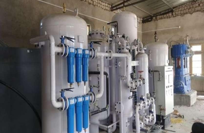उदयपुर सहित संभाग में सात शहरों में लगेंगे ऑक्सीजन प्लांट