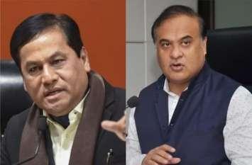 Assam CM Suspense : सरमा को मिल सकती है असम की कमान, विधायक दल की बैठक में होगा ऐलान