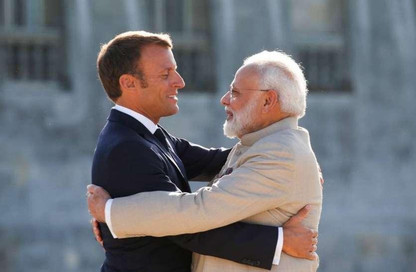 कोरोना वैक्सीन पर मोदी को मिला फ्रांस का साथ, कहा, भारत को किसी का भाषण सुनने की जरुरत नहीं