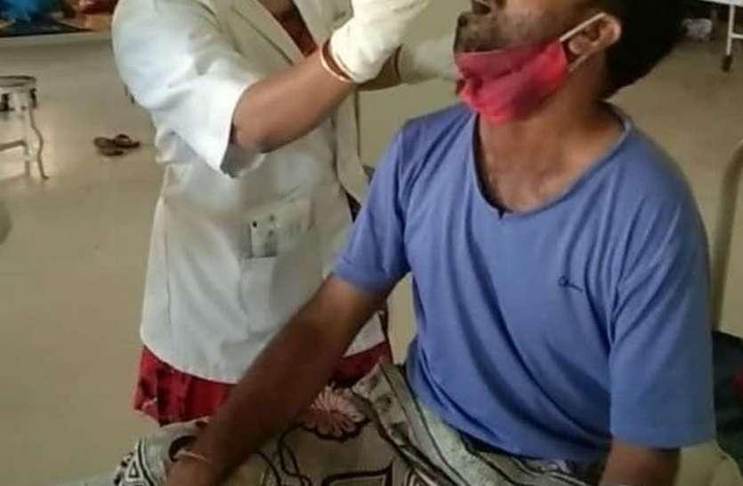 मदर्स डे स्पेशल: बेटी बीमारी हुई तो मरीजों के सैंपल लेते आंसू आ गए