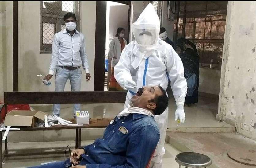 वीकेंड कफ्र्यू के बावजूद बढ़े रहे मरीज, 748 नए संक्रमित व 8 मरीजों की मौत