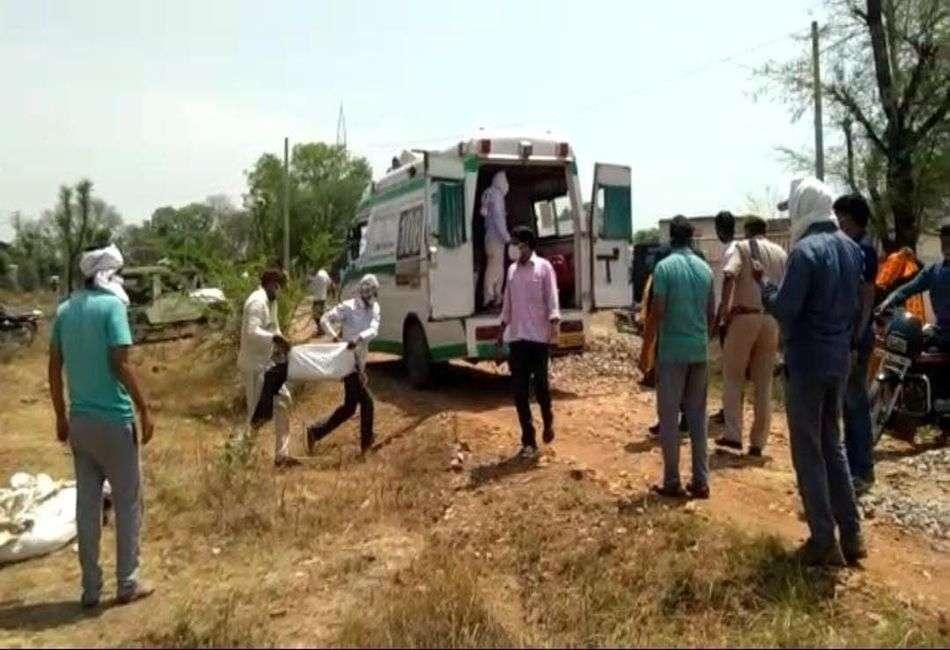 महिला ने पांच मासूम बच्चों के साथ ट्रेन के आगे लगाई छलांग, दो को छोड़ सभी की मौत