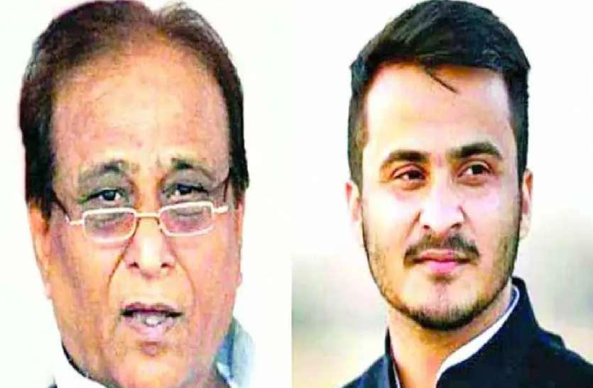 मेदांता लखनऊ में भर्ती आजम खान को कोरोना का मॉडरेट इन्फेक्शन, बेटा अब्दुल्ला भी भर्ती