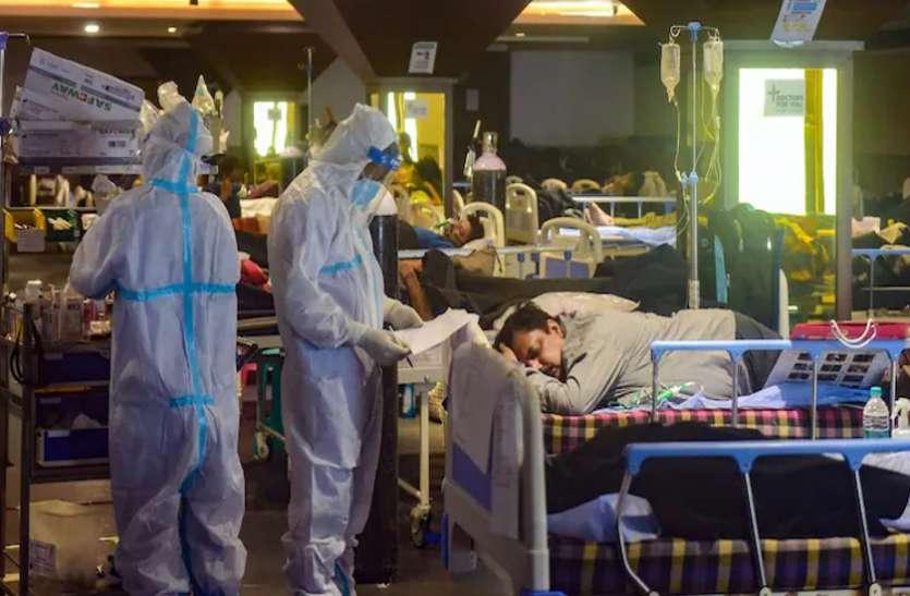 दिल्ली में कोरोना का कहर : एक ही अस्पताल में 80 कर्मचारी पॉजिटिव, सीनियर डॉक्टर की मौत