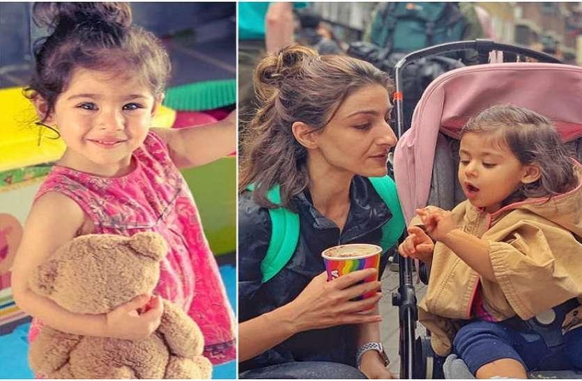 सोहा अली खान की बेटी इनाया ने 'मदर्स डे' के मौके पर मां के दिन को बनाया खास