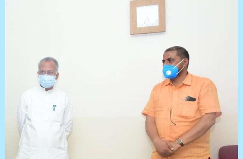 कोविड आइसोलेशन सेंटर से34 मरीज ठीक होकर लौटे अपने घरों को