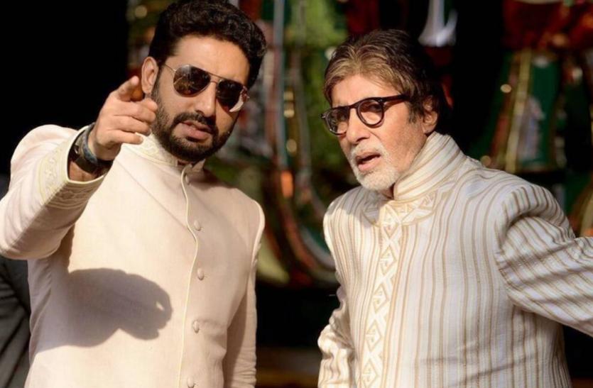क्या अभिषेक बच्चन, अमिताभ बच्चन से अच्छे अभिनेता हैं? जोरों पर है चर्चा