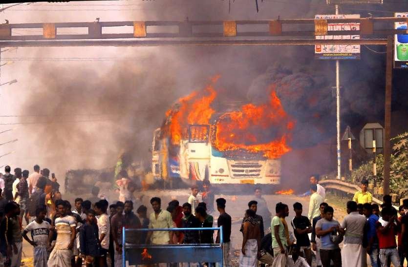 एनएचआरसी की रिपोर्ट में ममता सरकार कठघरे में, हिंसक घटनाओं की नहीं ली सुध