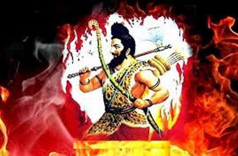 SURAT NEWS DAYRI: मनाएंगे भगवान परशुराम जन्मोत्सव