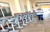 कैंसर पेशंट को प्लाज्मा देने दिल्ली गए, अस्पताल में लगवाए पंखे, सिलेंडर दिए
