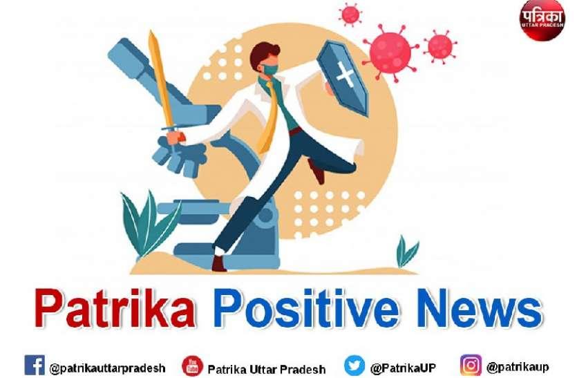 Patrika positive news भाकियू ने सिसौली में निजी खर्च से तैयार कराए ऑक्सीजन युक्त बेड