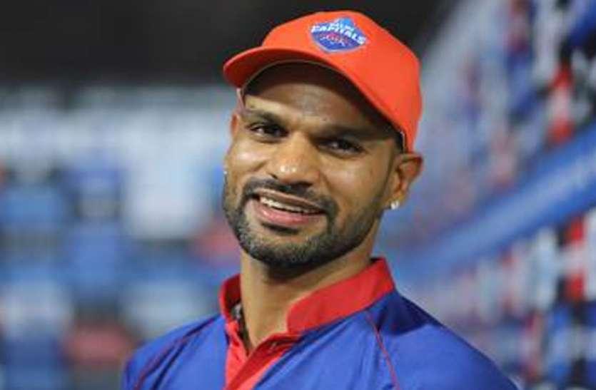 श्रीलंका दौरे पर भारत की कप्तानी कर सकते हैं धवन