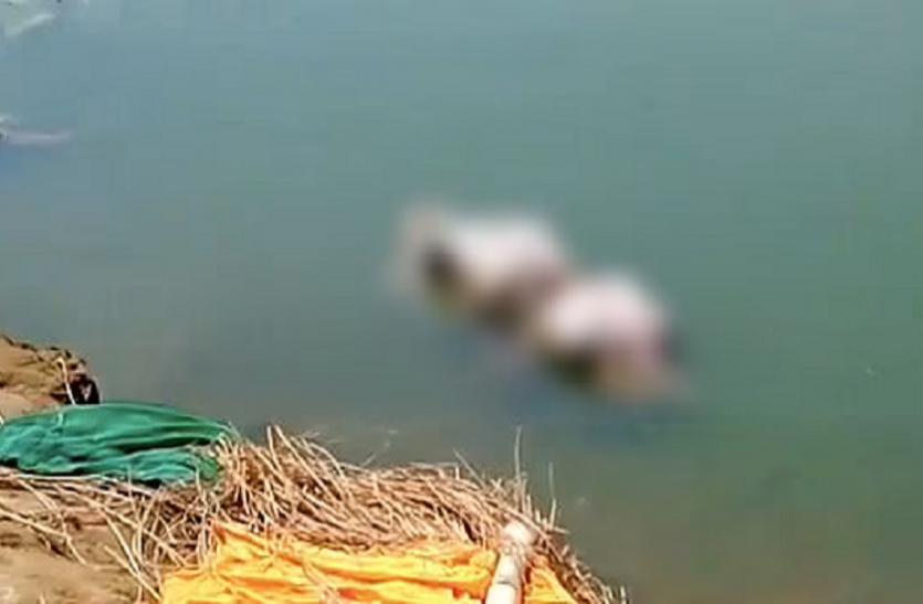 बिहार: गंगा से अब तक 71 शव बरामद, मंत्री बोले- सबका अंतिम संस्कार किया