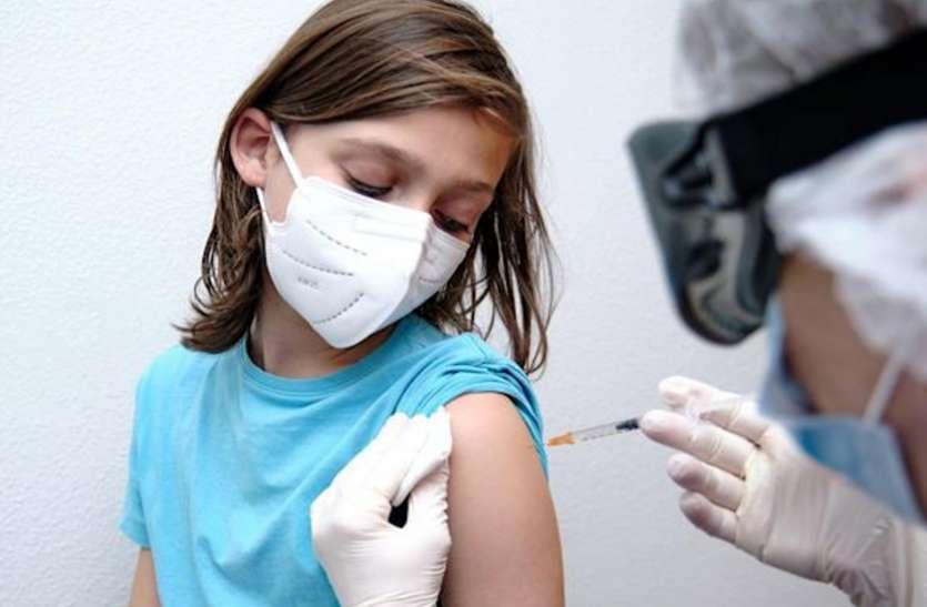 अमेरिका में 12 से 15 साल तक के बच्चों को लगेगी वैक्सीन, यूएस रेगुलेटर्स ने दी मंजूरी