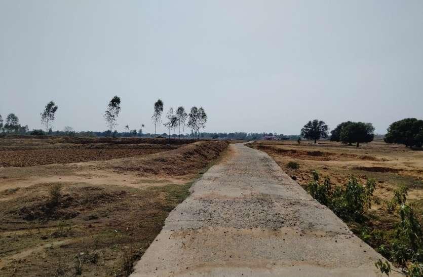 राजस्व रिकार्ड में दर्ज 43 एकड़ जमीन, आधे से अधिक रकबे पर अवैध कब्जा