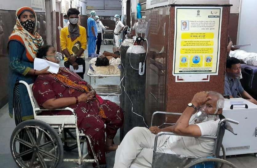 राजस्थान में बढ़ा खतरा, यहां भी मिला यूके का स्ट्रेन, चिकित्सा विभाग में मचा हडकंप