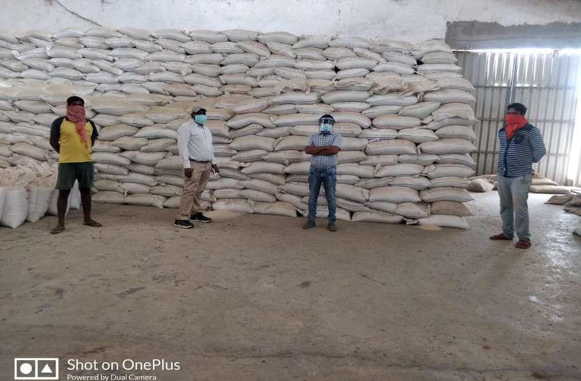 गोदाम में जमा नहीं हुआ चावल, नान के रेकार्ड में हो गया दर्ज, मिलर को भुगतान भी कर दिया