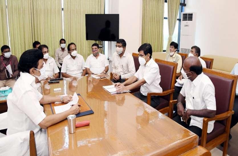 कोरोना टीके के लिए वैश्विक टेेंडर जारी करेगी तमिलनाडु सरकार : सीएमएमके स्टालिन