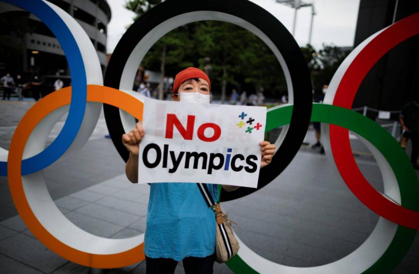 ओलंपिक पर भी कोरोना का साया
