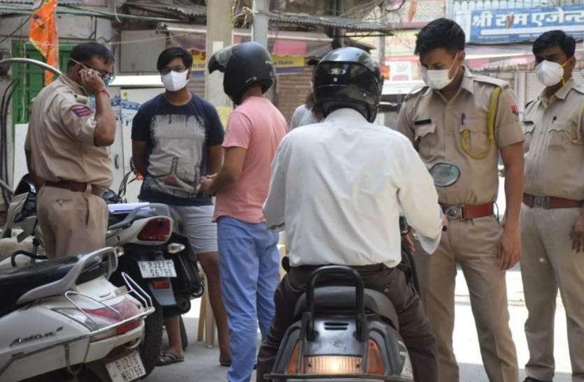 चौराहे पर ड्यूटी के दौरान मोबाइल इस्तेमाल नहीं कर पाएंगे पुलिसकर्मी