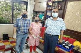 कोरोना संकट: संक्रमितों की सेवा में जुटा राजस्थानी समाज
