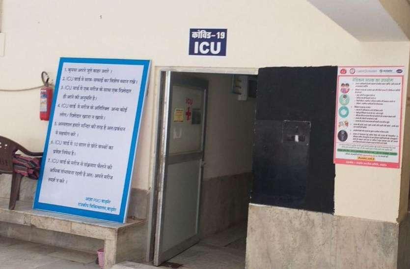 कोरोना: बाड़मेर में 302 डिस्चार्ज, 265 नए केस, पॉजिटिविटी रेट में आई कमी