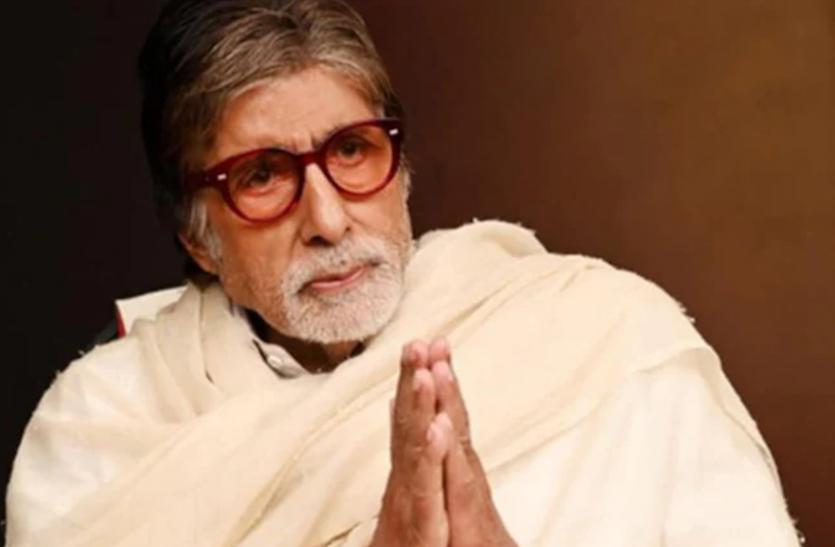 अमिताभ बच्चन ने कविता का क्रेडिट दिया प्रसून जोशी को, गीतकार ने दिया रिएक्शन