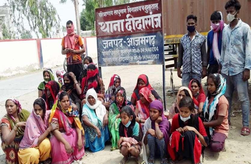 यूपी के अरनौला इमादपुर में सात लोगों की संदिग्ध मौत, पुलिस बता रही सर्दी बुखार