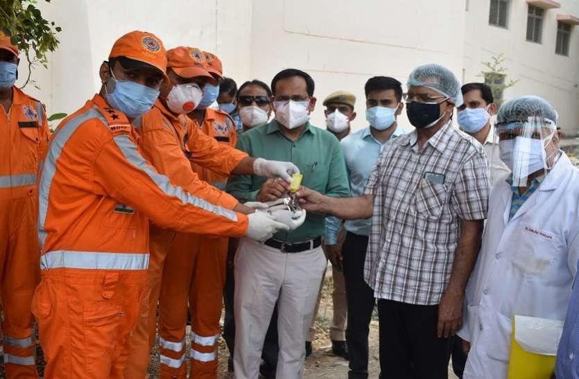 Oxygen Plant...यूके से दान में मिले ऑक्सीजन प्लांट भी चालू नहीं कर पाए
