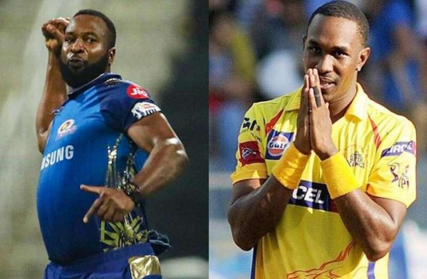ब्रोवा ने किया खुलासा, कैसे मुंबई इंडियंस ने अपनी टीम में पोलार्ड को किया शामिल