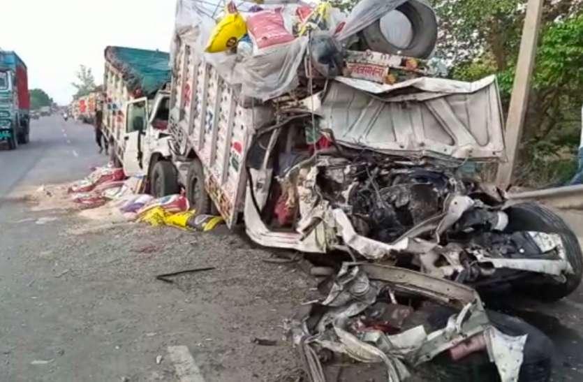 रायबरेली में भीषण सड़क हादसे में एक व्यक्ति की मौके पर मौत, तीन लोग गंभीर रूप से घायल