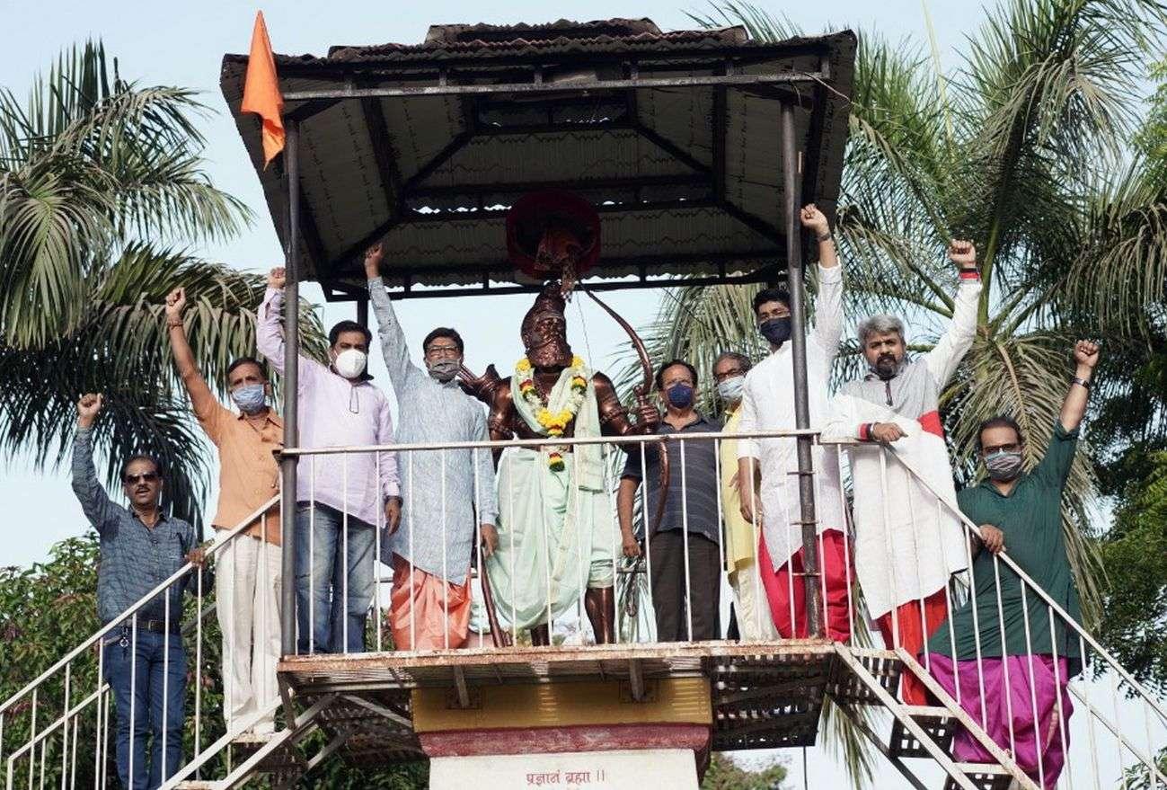 SURAT NEWS: भगवान श्रीपरशुराम जन्मोत्सव पर शहर में चली कार्यक्रम शृंखला