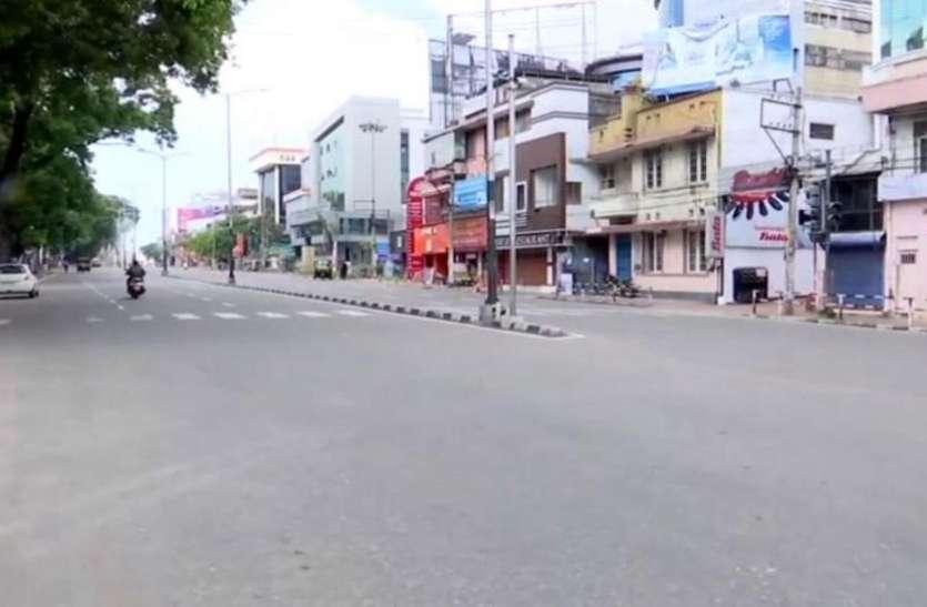 केरल में पिछले 24 घंटों में कोरोना के 34,694 नए मामले दर्ज, 23 मई तक बढ़ा संपूर्ण लॉकडाउन