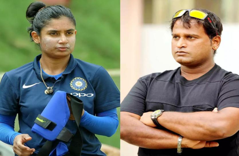 भारतीय महिला क्रिकेट टीम के नए मुख्य कोच रमेश पोवार पर कभी मिताली राज ने लगाए थे कॅरियर बर्बाद करने के आरोप