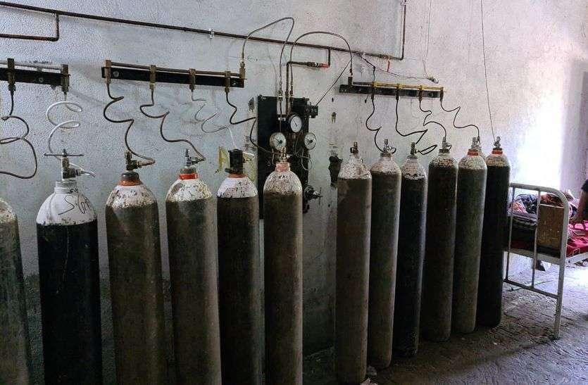 59 नगरीय निकाय क्षेत्रों में 105 ऑक्सीजन प्लांट लगाने का कार्यादेश जारी