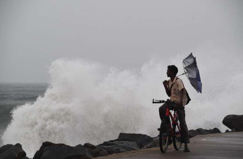 भयंकर तूफान का रूप ले सकता है तौकते, दक्षिण भारत के ये राज्य हाई अलर्ट पर