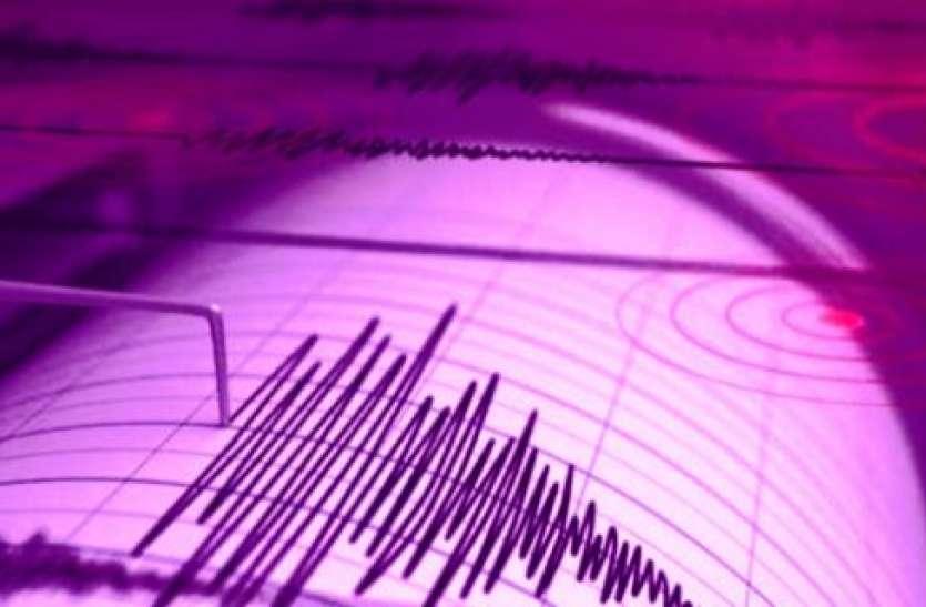 एक हफ्ते में दूसरी बार भूकंप से थर्राया असम, सोनितपुर में महसूस किए गए 3.9 तीव्रता के झटके