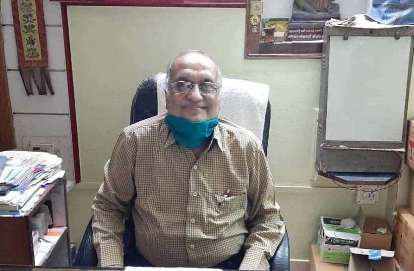 specialist's,openion- रेमडिसीवर ज्यादा कारगर नहीं,डायबिटीज और हार्ट पेशेंट के लिए जानलेवा हो सकता है स्टेरॉयड : डॉ. विश्वनाथ सोनी