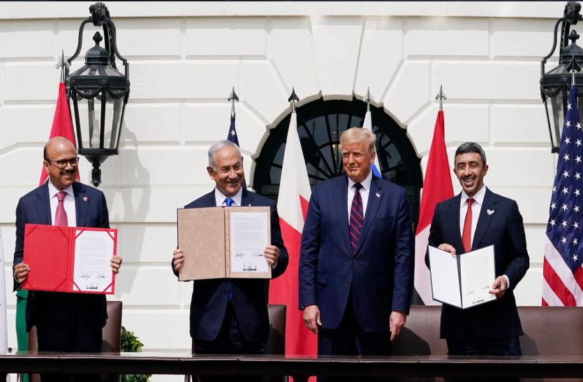 अब्राहम समझौता : न शांति, न नया मध्यपूर्व