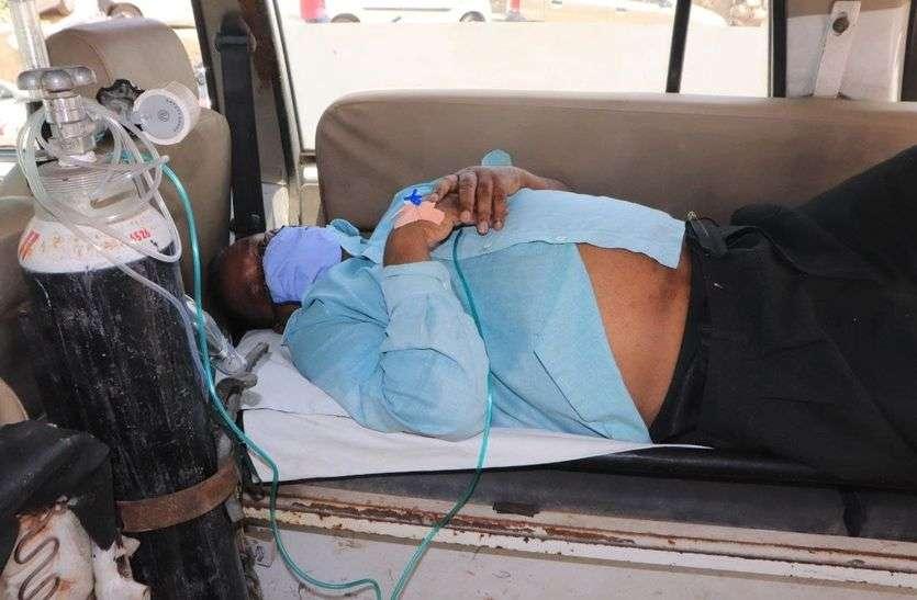 अजमेर जिले में कोरोना का खतरा अभी टला नहीं,510 नए पॉजिटिव रोगी मिले,छह संक्रमितों ने तोड़ा दम