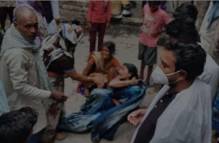 UP पत्नी की हत्या और अपने सात बच्चों का गला रेतकर ट्रेन के सामने कूदा सिपाही