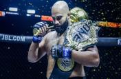 अर्जन सिंह भुल्लर बने MMA में विश्व खिताब जीतने वाले भारतीय मूल के पहले फाइटर