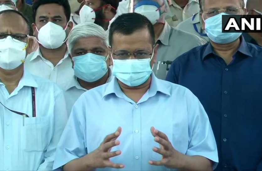 Lockdown Extended in Delhi : राजधानी दिल्ली में एक सप्ताह के लिए बढ़ा लॉकडाउन, 24 मई तक जारी रहेगी सख्ती