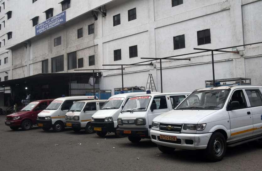 Surat Corona : कोरोना संक्रमित 12 मरीजों की मौत