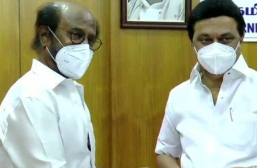 रजनीकांत ने कोविड रिलीफ के लिए दिया दान, सोशल मीडिया पर लोगों ने कहा- ये तो बहुत कम है